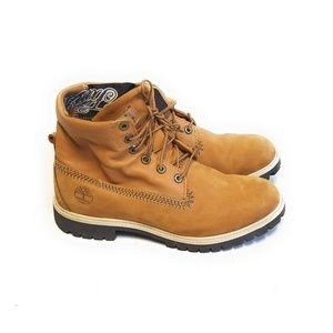 new product 5309f b6dc6 Timberland · TIMBERLAND Rare Mens Roll Top Work Boots 10.5.  159  0